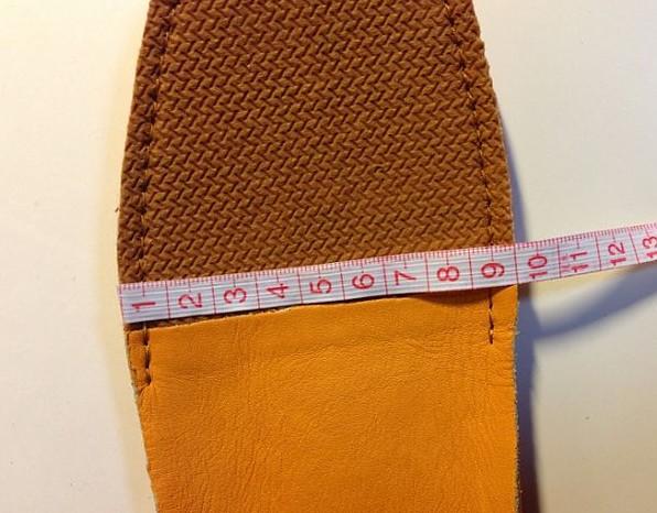 海淘靴子尺码换算测量方法四
