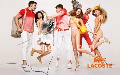 法国鳄鱼 Lacoste在年轻时尚潮牌市场发力