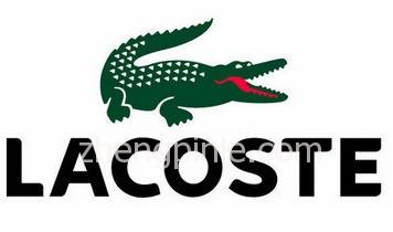 法国鳄鱼 Lacoste品牌新logo