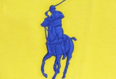 拉夫劳伦POLO的马标是其经典商标。