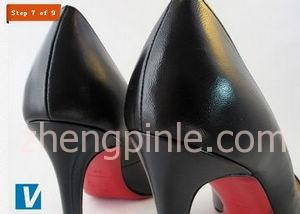 红底鞋Christian Louboutin的做工