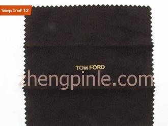 Tom Ford太阳眼镜的眼镜布