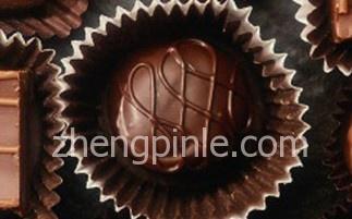 夹心巧克力