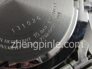 精工表的机芯号及型号