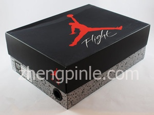 Jordan4的鞋盒