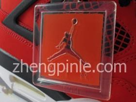 Jordan4的复古款的吊牌