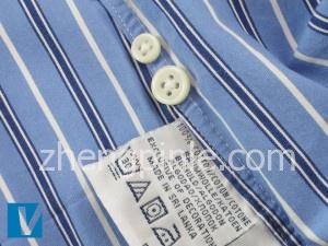 正品RL衬衫的备用纽扣