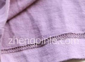 水洗棉材质的T恤
