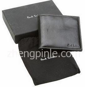 保罗史密斯paul smith钱包的包装明细和做工