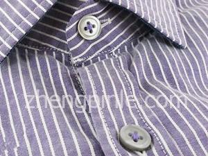BOSS衬衫的纽扣