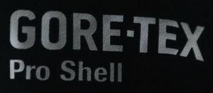 胶印的GORE-TEX标志