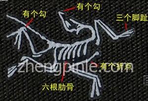 始祖鸟衣服品牌标志真假辨别方法