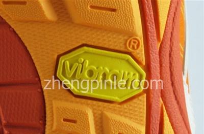 迈乐MERRELL鞋的鞋底