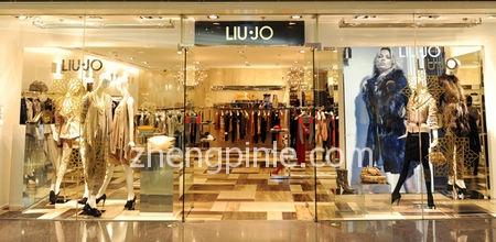 Liu Jo在中国市场的销售网点分布