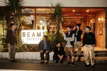 BEAMS在中国的销售网点