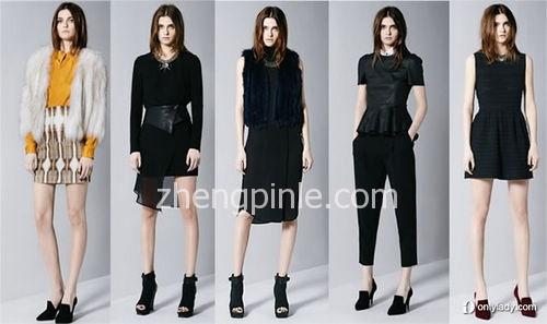 摩安珂 MO&Co.女装设计风格