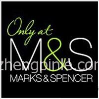 英国马莎百货M&S 品牌logo