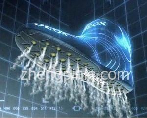 健乐士Geox的三大专利技术