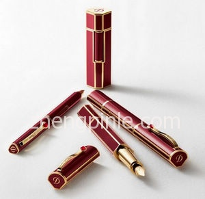 都彭(S.T.Dupont)设计的打火机式钢笔