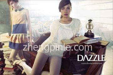 Dazzle时尚宣传海报