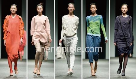 江南布衣 JNBY女装设计风格