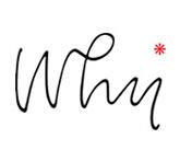 日本WHY女包logo