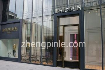 巴尔曼Balmain在中国的销售网点分布