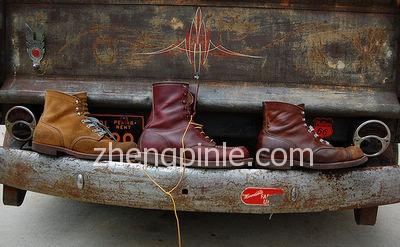 RED WING 红翼鞋宣传海报