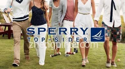 美国帆船鞋Sperry Top Sider品牌宣传海报