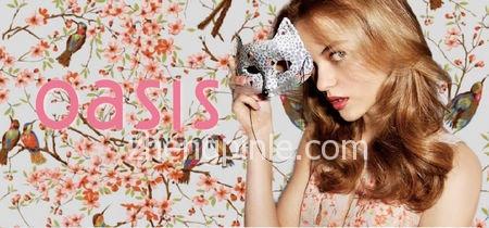 绿洲 Oasis女装设计风格