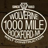 wolverine品牌logo