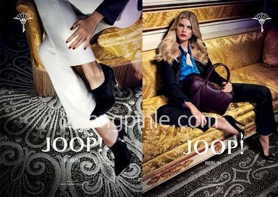 乔普 Joop!时装时尚宣传大片