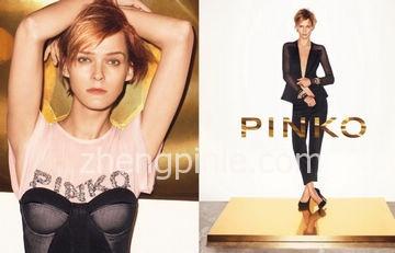 意大利PINKO女装时尚宣传海报