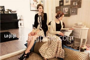 拉谷谷 Lagogo女装设计风格