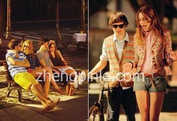 时尚品牌Jack Wills英伦风宣传海报