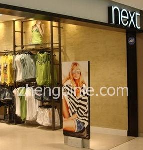 英国平价品牌NEXT服装销售网点分布