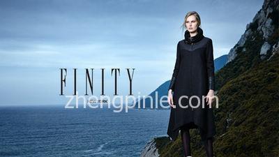 FINITY菲妮迪女装时尚宣传海报