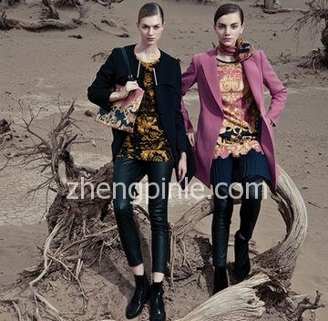 LANCY朗姿女装时尚宣传海报
