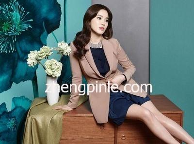 宋慧乔演绎ROEM女装新款时尚海报
