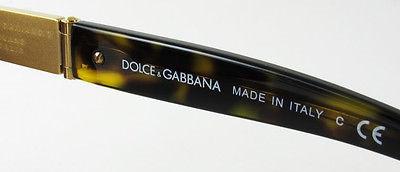杜嘉班纳(D&G)太阳镜镜腿标志及参数