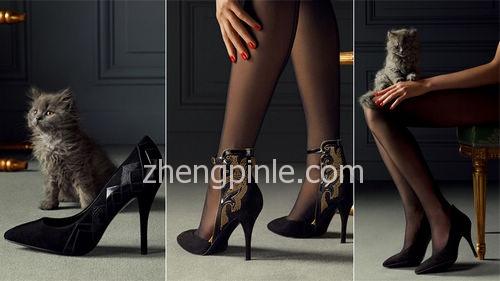 Stella Luna女鞋时尚新款宣传海报