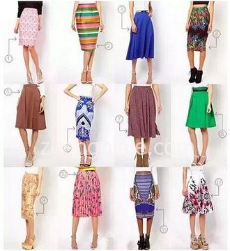 搭配秘诀:什么长度的裙子最适合你