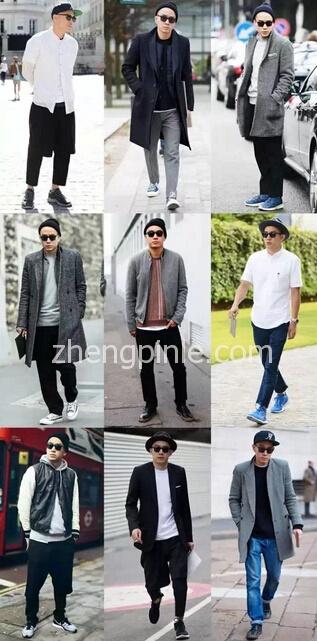 全世界最会穿衣的男人----Eugene Tong,造型总监