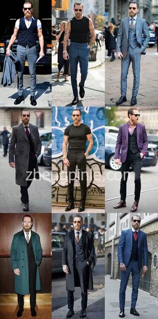 全世界最会穿衣的男人----Justin O'Shea,时尚买手