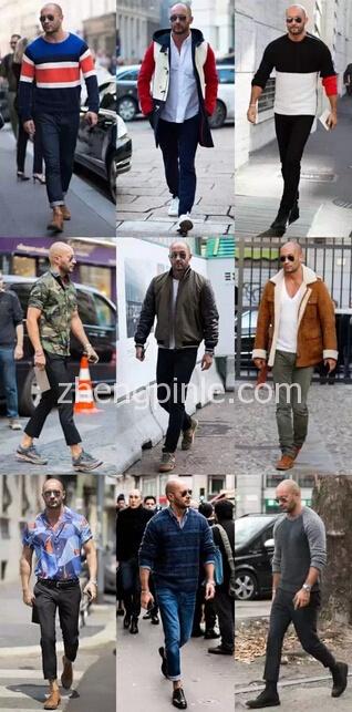 全世界最会穿衣的男人----Milan Vukmirovic,创意总监