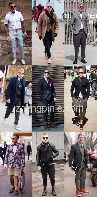 全世界最会穿衣的男人----Nickelson Wooster,时尚品牌创意总监