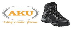 意大利AKU品牌标志及推荐鞋款