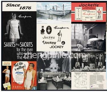 美国内衣品牌JOCKEY的品牌历史