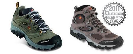 Eclipse GTX与Zenith Mid GTX两款超轻徒步鞋