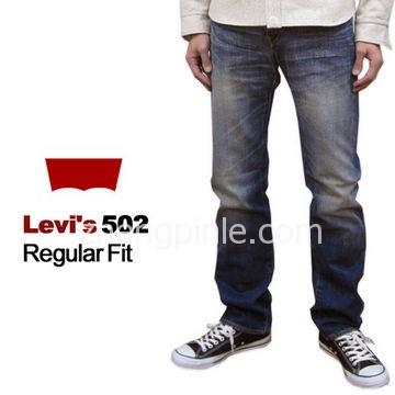 levis 502裤型特点